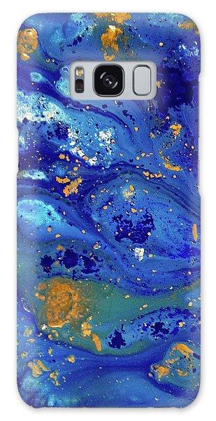 Blue Dream Galaxy Case by Sean Brushingham