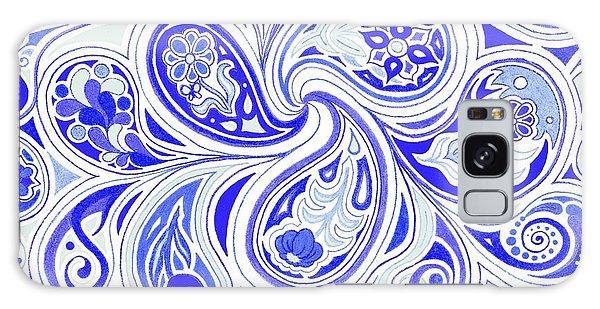 Blue Fantastic Galaxy Case