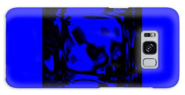 Blue Fashion Galaxy Case