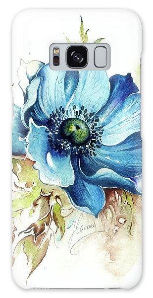 Blue Gem Galaxy Case