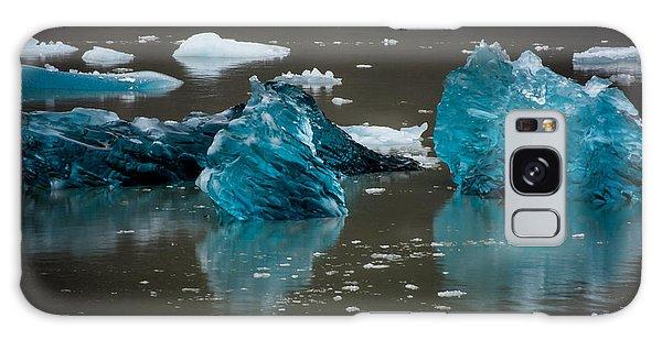 Blue Gems Galaxy Case