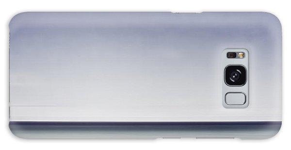 Horizontal Galaxy Case - Blue Horizon by Scott Norris