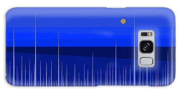Blue Horizon Galaxy Case