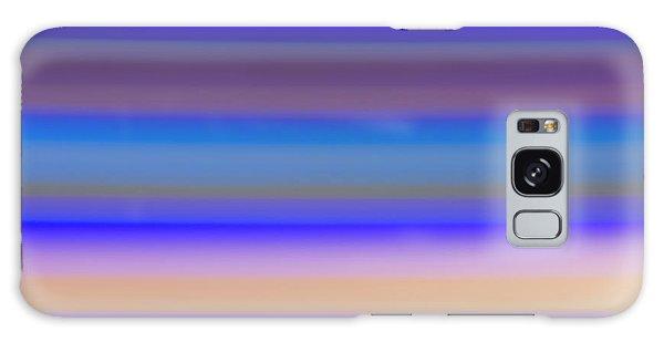 Blue Hour Galaxy Case