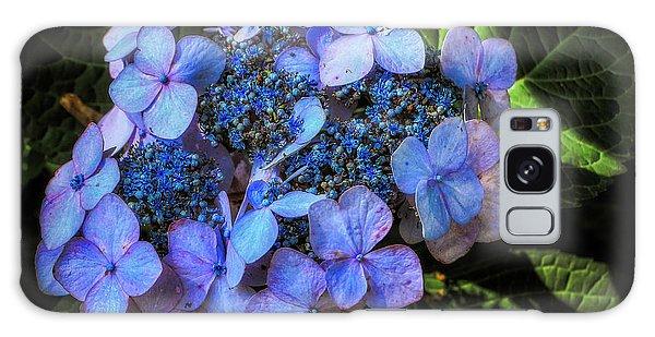 Blue In Nature Galaxy Case