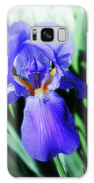Blue Iris 2 Galaxy Case