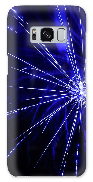 Blue Is The Color Galaxy Case