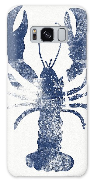 Blue Lobster- Art By Linda Woods Galaxy Case