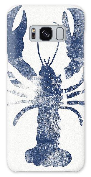 Beach Galaxy S8 Case - Blue Lobster- Art By Linda Woods by Linda Woods