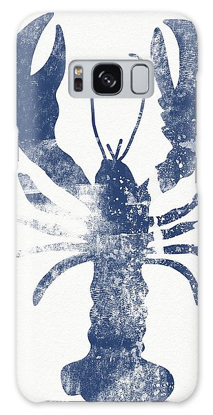 Lives Galaxy Case - Blue Lobster- Art By Linda Woods by Linda Woods