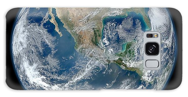 Blue Marble 2012 Planet Earth Galaxy Case