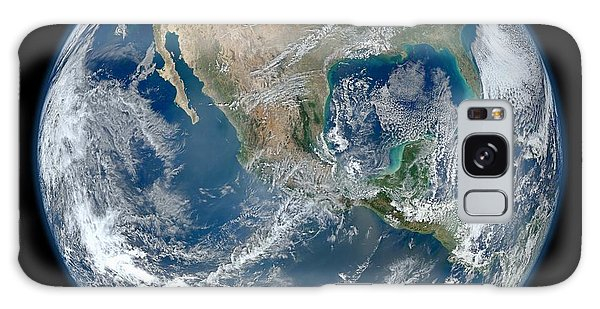 Blue Marble 2012 Planet Earth Galaxy Case by Nikki Marie Smith