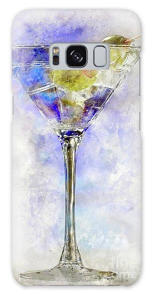 Blue Martini Galaxy Case