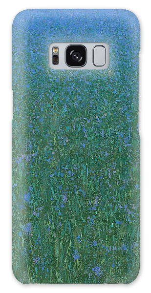 Blue Meadow 2 Galaxy Case