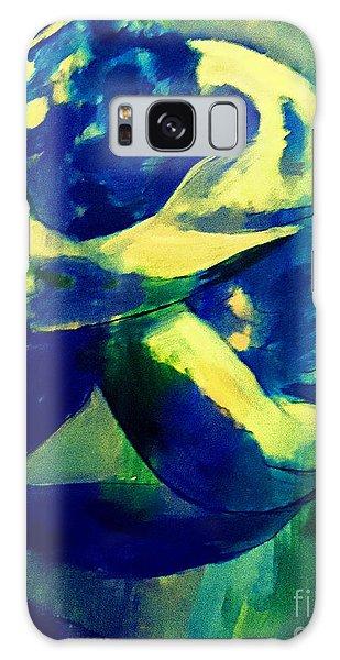 Blue Mood Galaxy Case