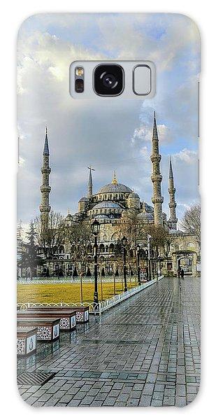 Blue Mosque Galaxy Case
