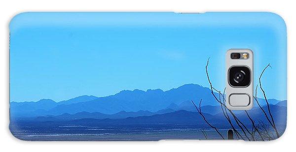 Blue Mountain Galaxy Case