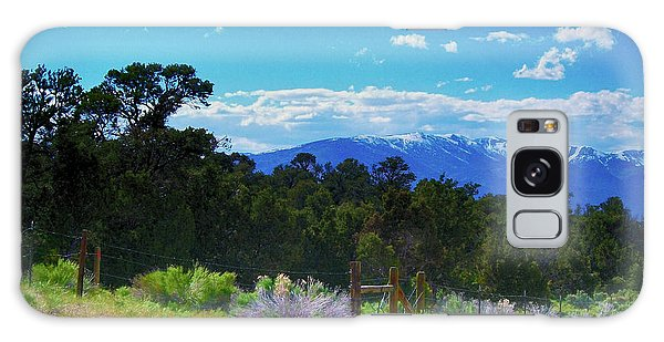 Blue Mountain West Galaxy Case