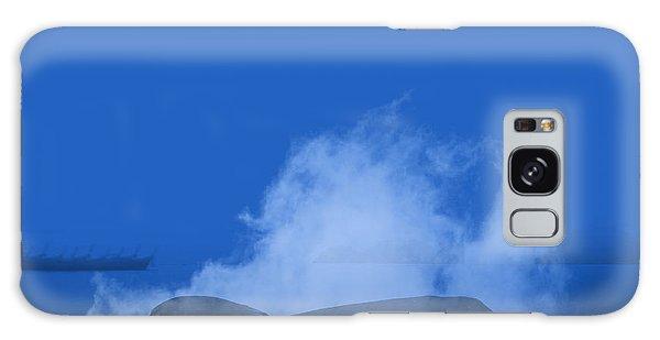 Breaking Dawn Galaxy Case - Blue Phi Phi Island Sunrise by Jorgo Photography - Wall Art Gallery