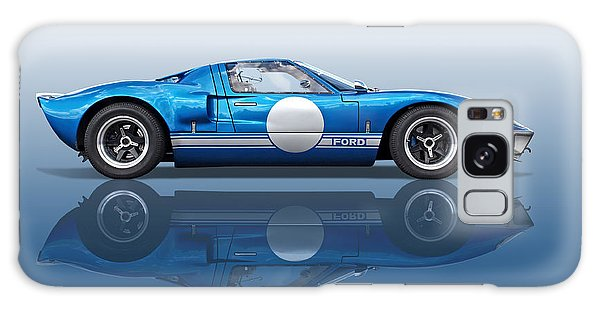 Blue Reflections - Ford Gt40 Galaxy Case