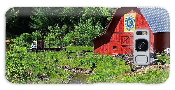 Blue Ridge Barn Galaxy Case