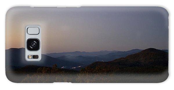 Blue Ridge Dawn Galaxy Case