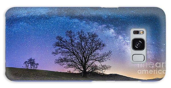 Blue Ridge Milkyway Galaxy Case