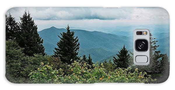 Blue Ridge Mountains Galaxy Case