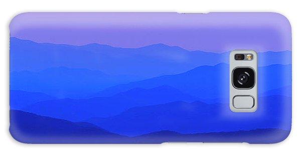 Blue Ridge Spring 08 Galaxy Case by Kevin Blackburn