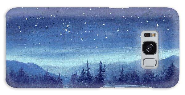 Blue River 01 Galaxy Case