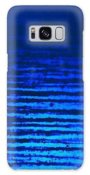 Blue Sea Dream Galaxy Case