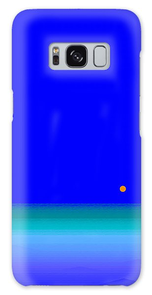 Blue Seas Galaxy Case