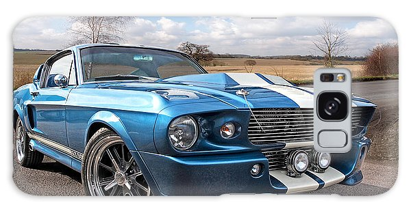 Blue Skies Cruising - 1967 Eleanor Mustang Galaxy Case