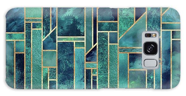 Color Galaxy Case - Blue Skies by Elisabeth Fredriksson