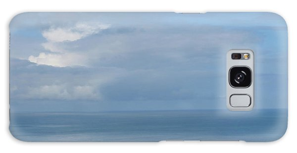 Blue Skies Galaxy Case by JoAnn Lense