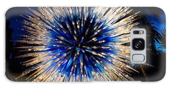 Blue Star At Night Galaxy Case