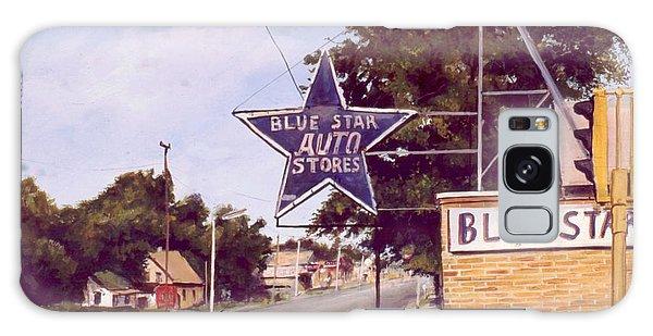 Blue Star Auto Galaxy Case