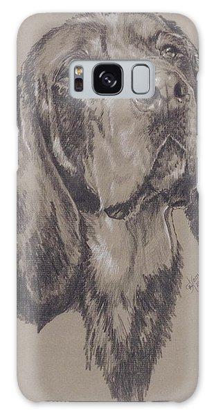 Bluetick Coonhound Galaxy Case