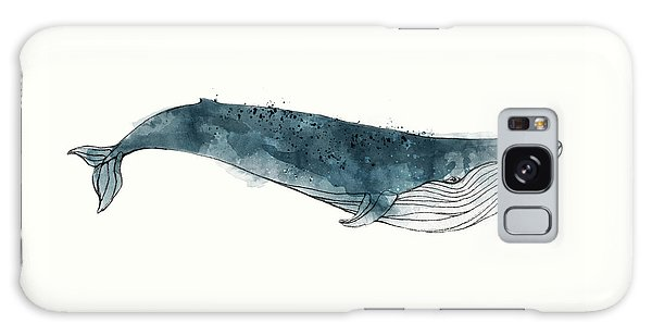 Blue Whale From Whales Chart Galaxy Case