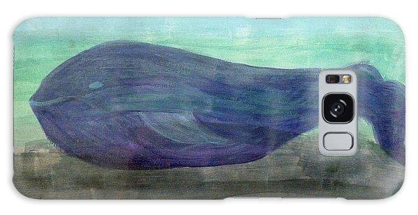 Blue Whale Galaxy Case