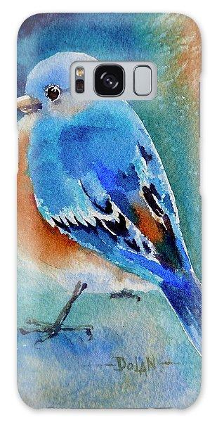 Bluebird #4 Galaxy Case