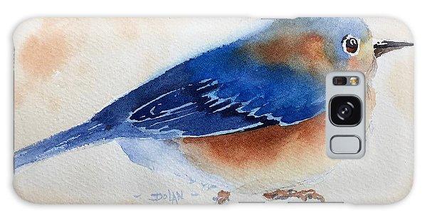 Bluebird #5 Galaxy Case