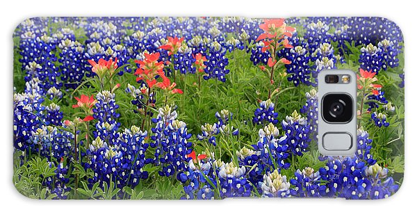 Natures Garden Galaxy Case