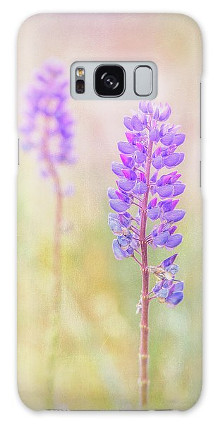 Bluebonnet Galaxy Case by Russell Styles