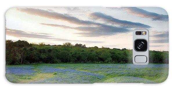 Bluebonnet Trail Ennis Texas 2015 V5 Galaxy Case