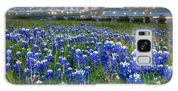 Bluebonnets In Dallas Galaxy Case