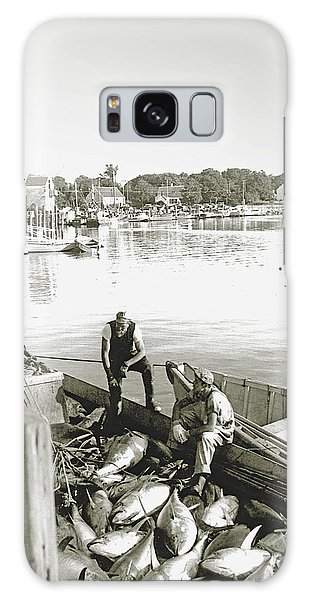 Bluefin Tuna At Barnstable Harbor Galaxy Case