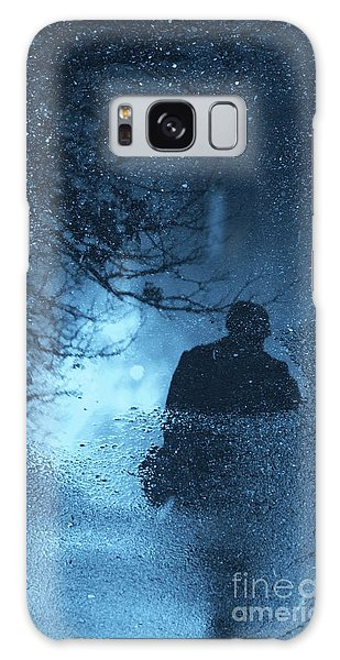 Bluemanright Galaxy Case