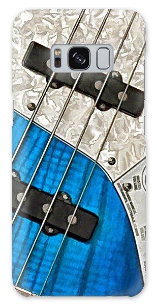 Blues Bass Galaxy Case