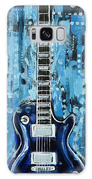 Blues Guitar Galaxy Case